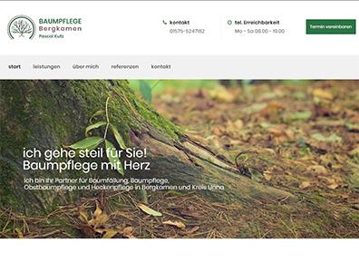 Kunde Baumpflege Pascal Kutz in Bergkamen