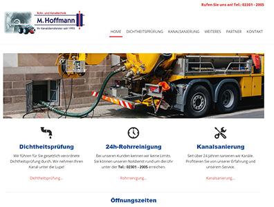 M. Hoffmann - Kanaltechnik