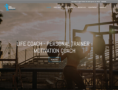 Tim Hermle Personal Trainer